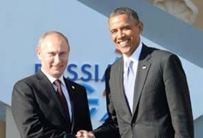 Vladimir Putin, Barack Obama discussed plan to disarm Syria of chemical arsenal at G20: reports