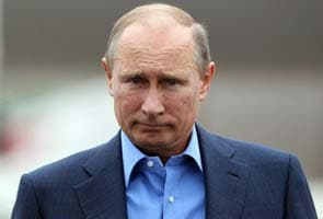 Silvio Berlusconi would not have been tried if gay: Russian President Vladimir Putin
