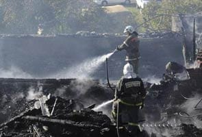 At least 37 killed in Russian hospital fire tragedy