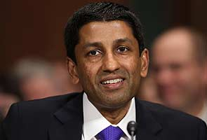 India-born Sri Srinivasan sworn in as judge of top US court