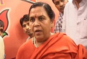 Muzaffarnagar riots: Arrest us and see what happens, BJP's Uma Bharti warns Akhilesh Yadav