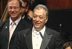 Zubin Mehta concert: didn't waive fee for elite event, says orchestra manager