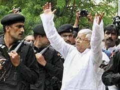 Lalu Prasad's bail plea rejected by Jharkhand High Court