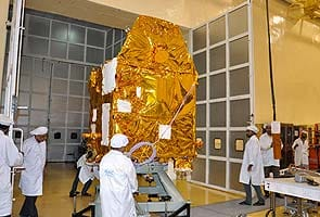 India's Mission Mars: The journey begins