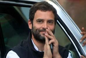 Rahul Gandhi to lead Congress' mega rally in Gwalior today