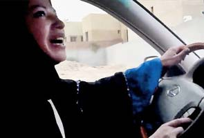 Saudi 'no woman, no drive' mockery video goes viral