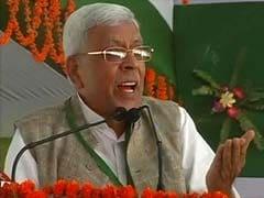 After praising Narendra Modi, he was the first to congratulate Nitish Kumar