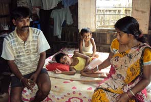Seven-year-old girl from Tripura can now see her doctor, thanks to your help