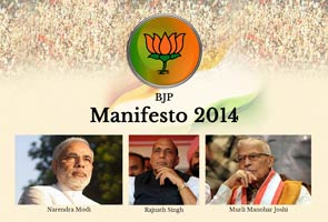 BJP launches website to invite manifesto suggestions