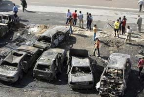 Series of ten blasts hits Baghdad, death toll rises to 62