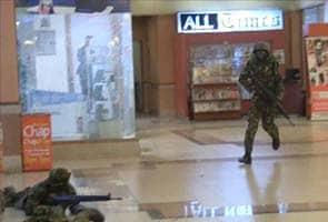 Kenyan military names Nairobi mall attackers seen on CCTV footage