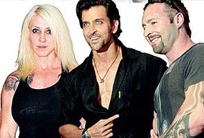Agency allegedly cheats Hrithik Roshan's trainers of one crore