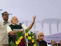 India needs Sardar Patel's secularism, not votebank secularism, says Narendra Modi