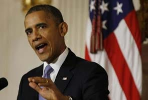 Barack Obama says Americans 'completely fed up' with Washington over US shutdown