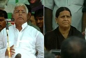 Rabri Devi: My son and I will run RJD like Sonia Gandhi and Rahul run Congress