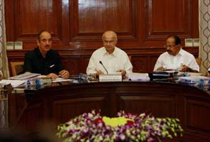 Meeting of Group of Ministers on Telangana remains inconclusive