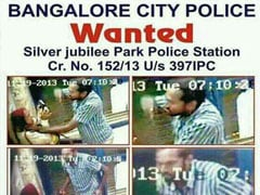 Bangalore: ATM attacker still not caught, police puts up his pictures at public places