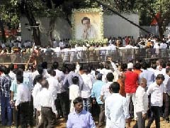 Mumbai: Estranged son Jaidev questions need for Bal Thackeray memorial at Shivaji Park