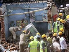 Bangalore: five killed in building collapse, two injured