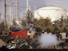China oil pipeline explosion toll rises to 52