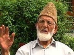 Three Kashmiri Separatists Join Syed Ali Geelani's Hurriyat