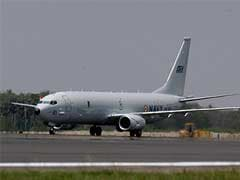 Indian Navy receives second P-8I maritime patrol aircraft