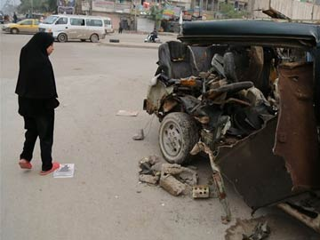 Market bombings, attacks across Iraq kill 29