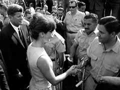 It's complicated: The many women in JFK's life