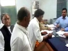 Madhya Pradesh polls: Digvijaya Singh's son Jaivardhan files nomination
