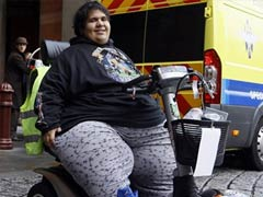'Too fat to fly' Frenchman to take ferry to France