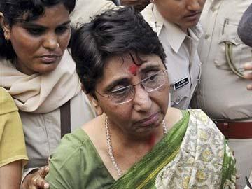 Bail for Maya Kodnani, former Modi minister jailed for 2002 Gujarat riots