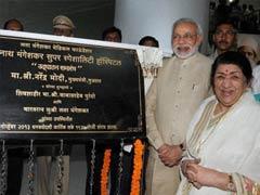 Everyone wants Narendra Modi as PM: Lata Mangeshkar