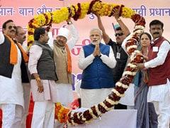 For Narendra Modi's Mumbai rally, BJP to raise Rs 25 crore cash 'gift'