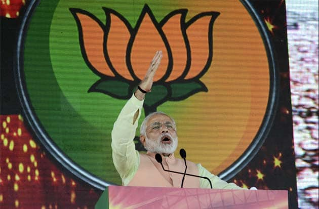 Narendra Modi's Bahraich rally on as UP government gives security clearance