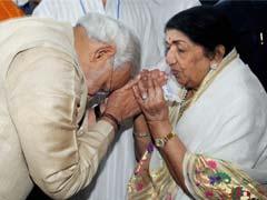 Lata Mangeshkar has right to express her feelings: Narendra Modi