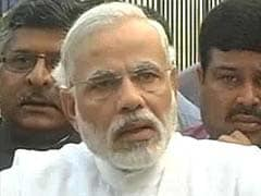 Came to share pain of the kin of blast victims, says Narendra Modi in Patna: Highlights
