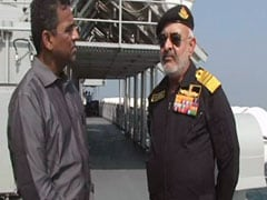Indian Navy can operate in distant waters, poised for major expansion: Navy Chief Admiral DK Joshi to NDTV