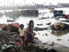 Jail breakout? Philippine typhoon zone criminals swim out