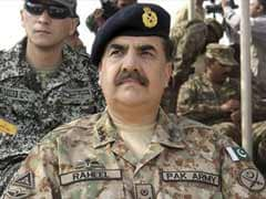 New Pakistan army chief General Raheel Sharif takes command