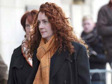 Former UK editor Rebekah Brooks said 'easy' to hack phones: witness