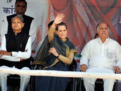 BJP is a party of 'poisonous people', says Sonia Gandhi