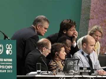UN talks limp towards global 2015 climate deal