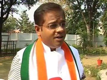 Born in the USA, says Amit Jogi, Congress candidate in Chhattisgarh