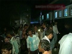 Seven victims of Andhra Pradesh train accident identified
