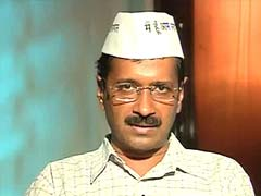 BJP distances itself from the man who heckled Arvind Kejriwal