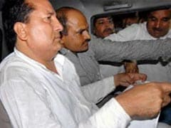 Former Rajasthan minister, accused of rape, sent to judicial custody till November 25