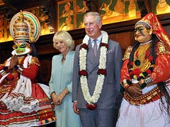 Prince Charles visits indigenous aircraft carrier INS Vikrant in Kochi