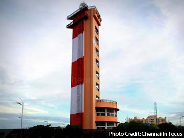 Chennai lighthouse open to visitors after 22 years