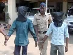 Arrested for raping and killing teen daughter near Mumbai