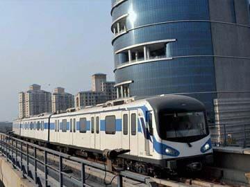 Gurgaon's Rapid Metro to start running on Thursday